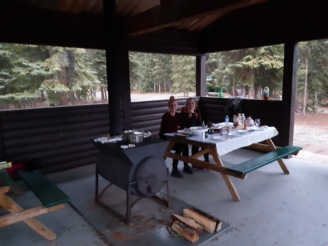 Tatchun Creek Campground Yukon - Camping - Canada - Doets Reizen