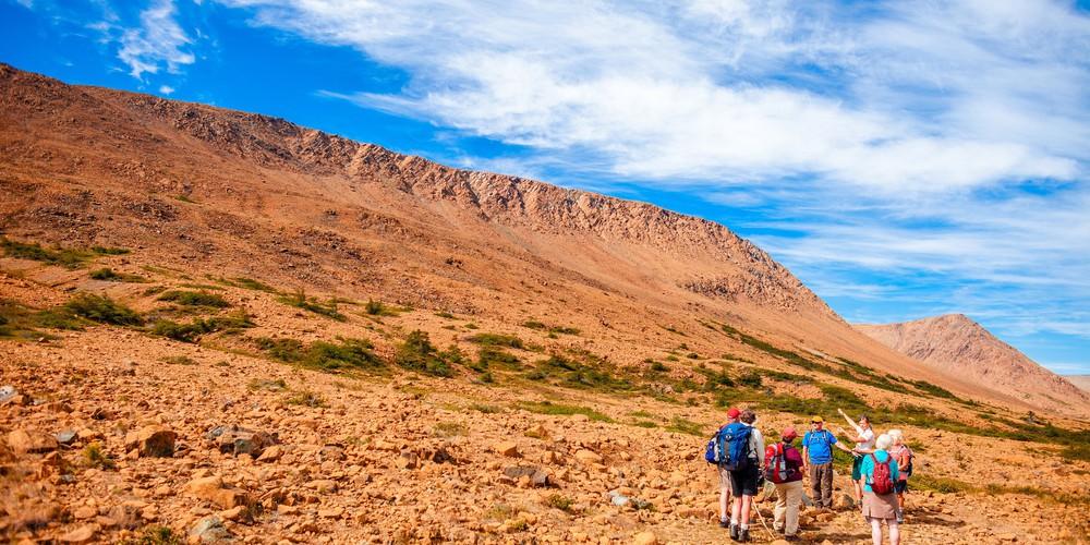 Tablelands - Gros Morne National Park - Newfoundland & Labrador - Canada - Doets Reizen