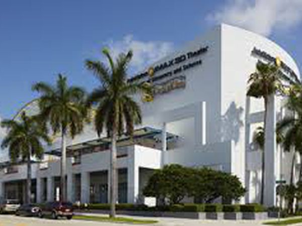 Museum of Discovery and Science - Fort Lauderdale - Florida - Doets Reizen