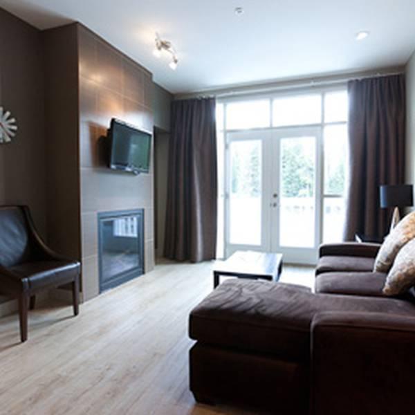 FireLight Lodge Living Room