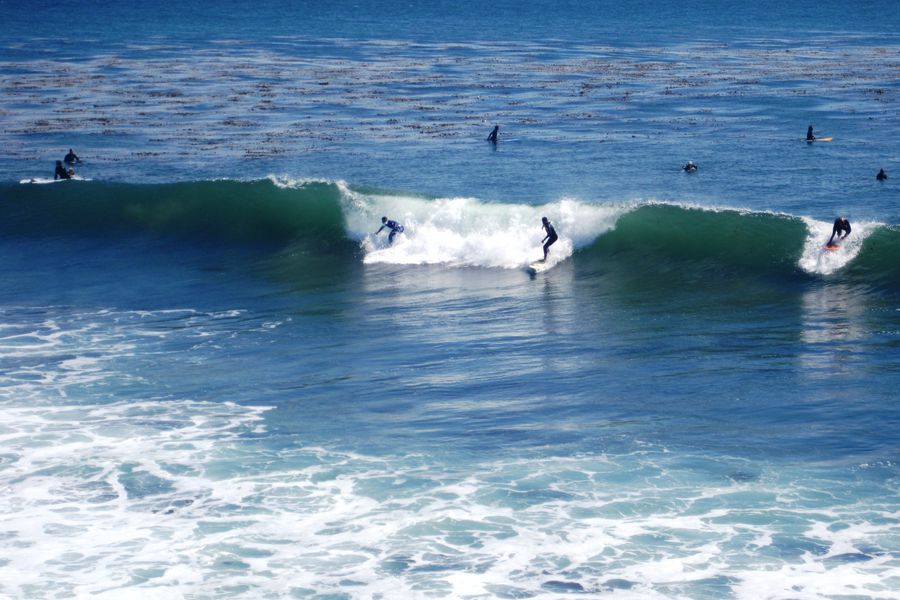 Santa Cruz - California - Doets Reizen