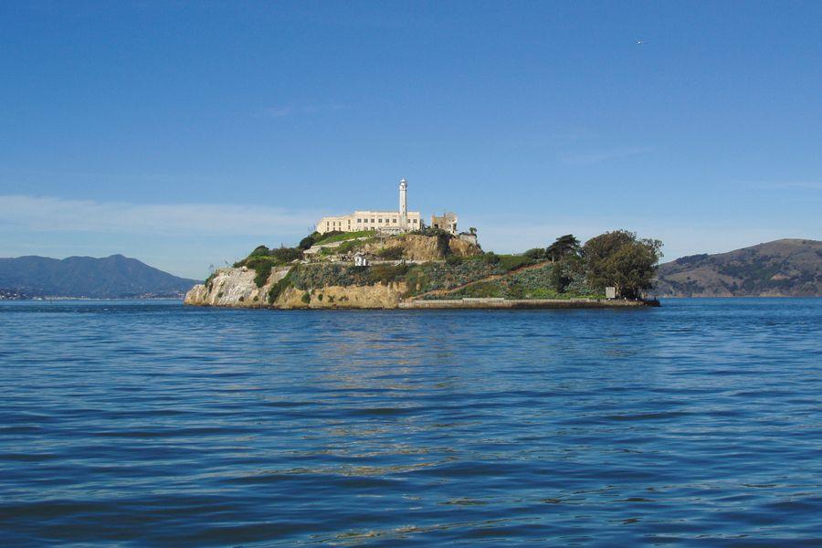 Alcatraz - San Francisco - California - Amerika - Doets Reizen