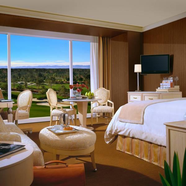 Wynn Hotel Las Vegas - kamer
