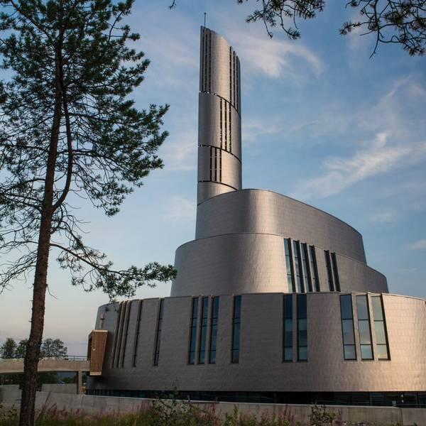 The Cathedral of the Northern Lights  Alta - Doets Reizen - Vakantie Noorwegen - Credits VisitNorway.com
