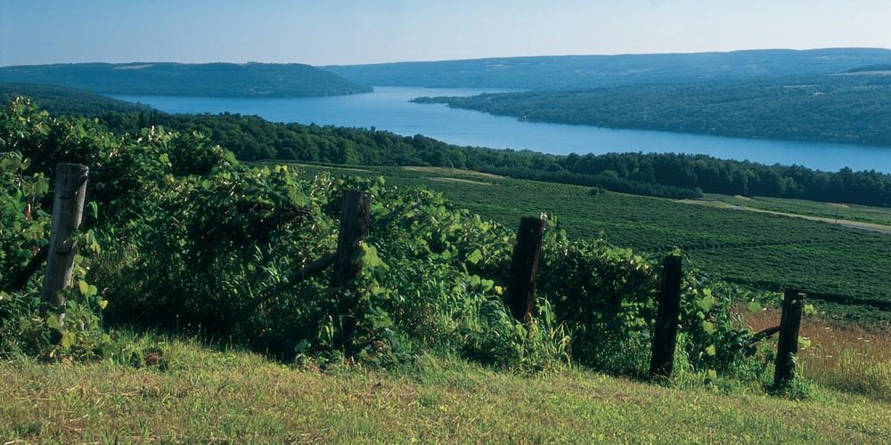 Finger Lakes - New York State - Amerika - Doets Reizen