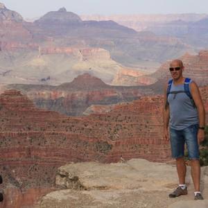 dag 1 Grand Canyon - Dag 23 - Foto