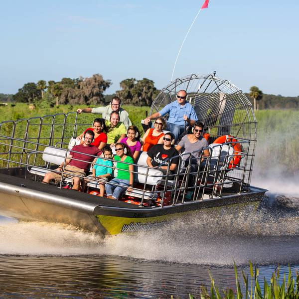 Airboat Tour - Everglades National Park - Florida - Doets Reizen