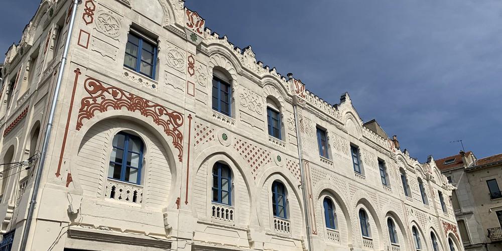 Maison Mauresque Valence Romans Tourisme | Doets Reizen | Frankrijk