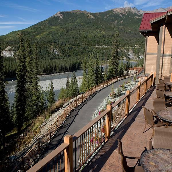 Denali Princess Wilderness Lodge -1