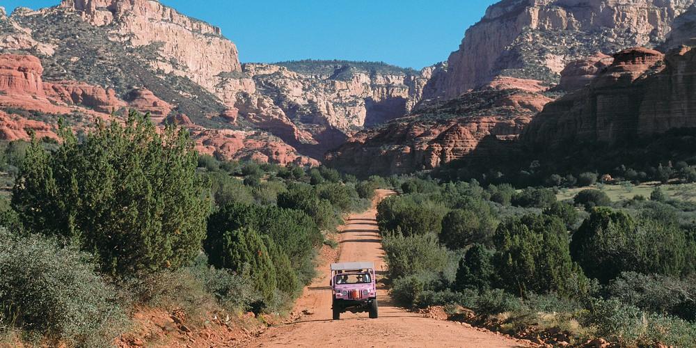 Sedona - Arizona - Doets Reizen