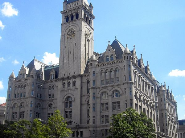 Old Post Office Tower - Washington D.C. - Doets Reizen