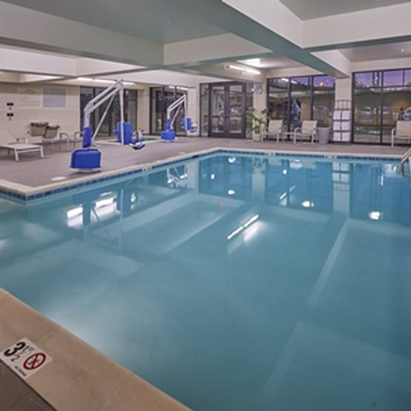 Hampton Inn Hood River - pool