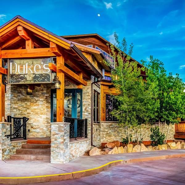 Desert Rose Inn - restaurant