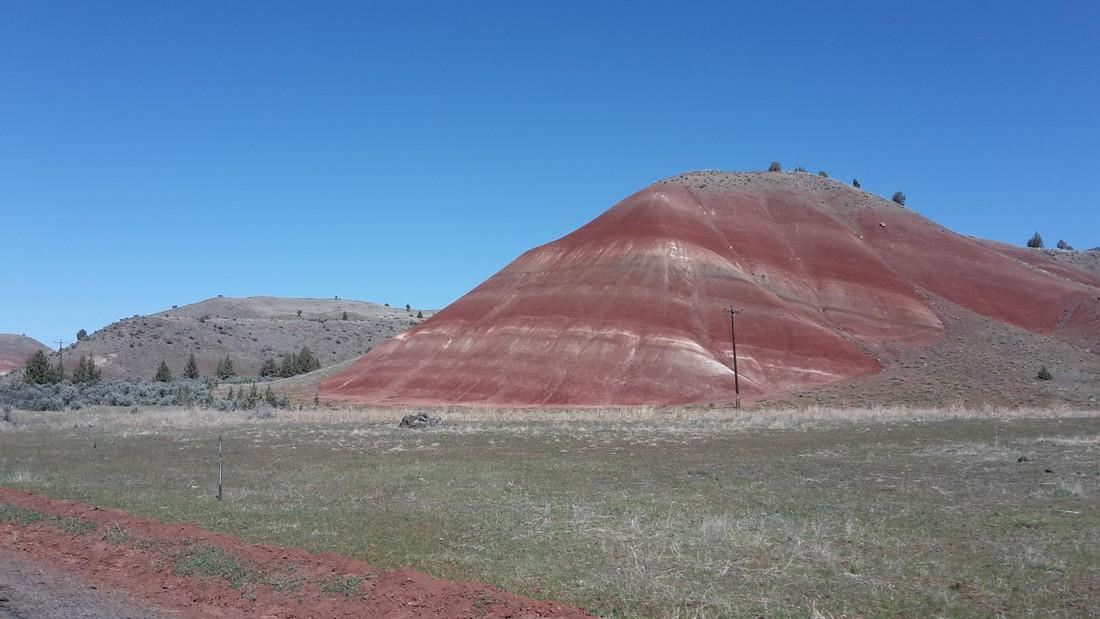 Painted Hills - Oregon - Doets Reizen