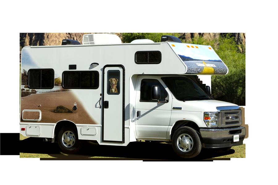 C21 Compact Plus Cruise America - camper huren Amerika - Doets Reizen