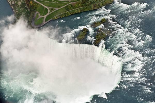 Helikoptervlucht Niagara Falls - Ontario - Canada - Doets Reizen
