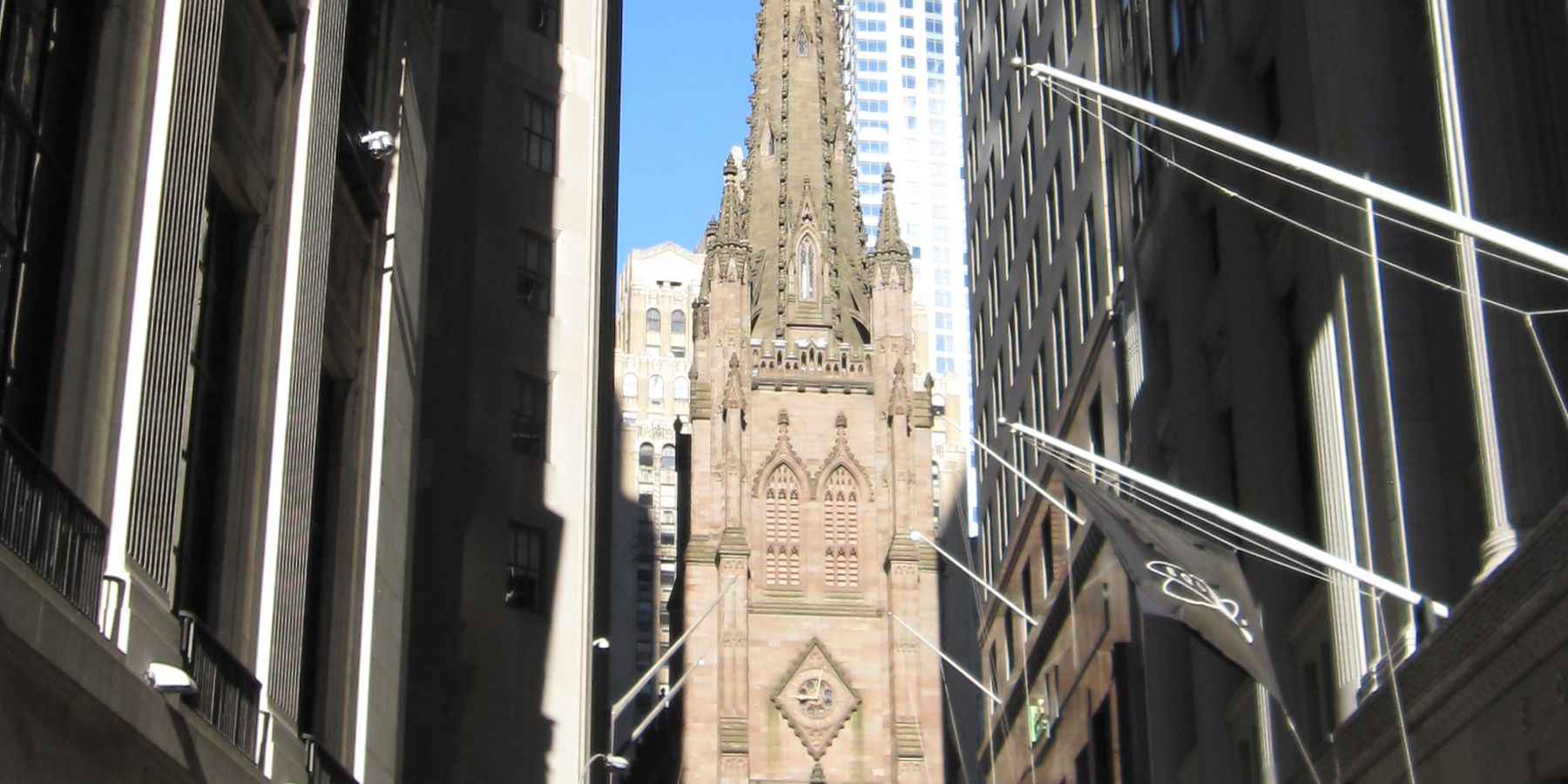 Trinity Church - New York - Doets Reizen