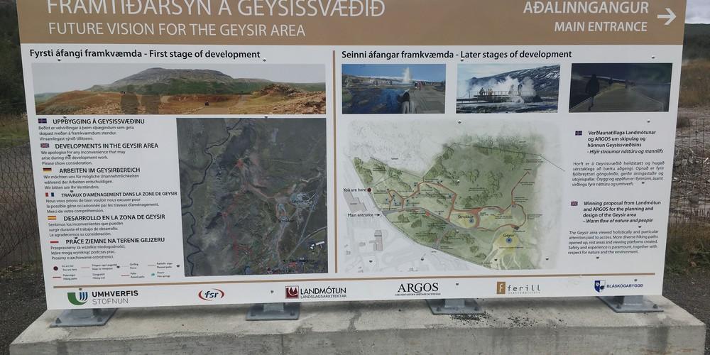 Geysir - IJsland - Doets Reizen