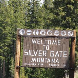 laatste dag Yellowstone - Dag 14 - Foto
