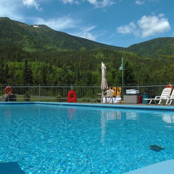 Gite du Mount Albert - pool