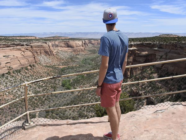 Colorado National Monument - Grand Junction - Colorado - Doets Reizen