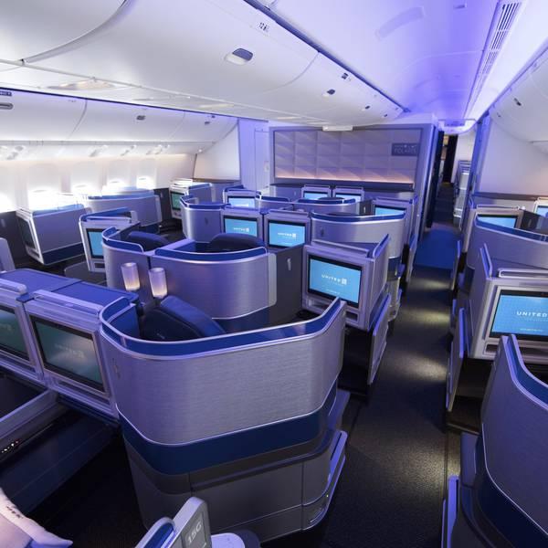 United Airlines Polaris - Doets Reizen