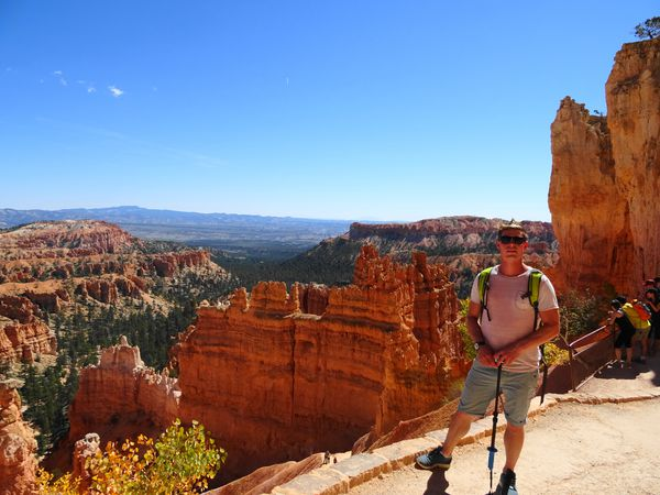 Bryce Canyon NP in Utah