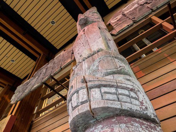 Squamish Lil'wat Cultural Centre - Whistler - British Columbia - Canada - Doets Reizen