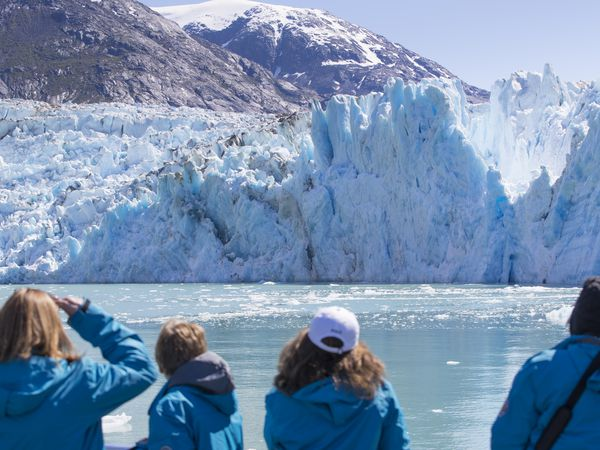 Cruise Alaska - Seabourn - Cruisevakantie - Doets Reizen