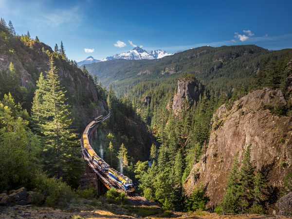 Treinreizen - Rocky Mountaineer - Canada - Doets Reizen