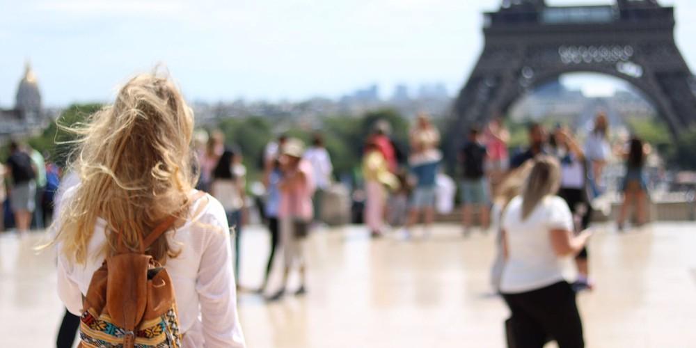 Eiffeltoren in Parijs - Vakantie Frankrijk - Doets Reizen