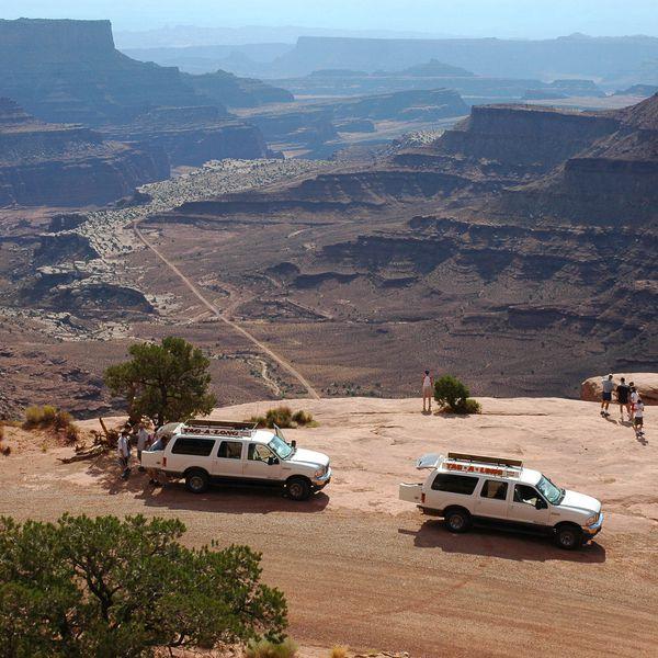 Jeeptour Canyonlands - Moab - Utah - Doets Reizen