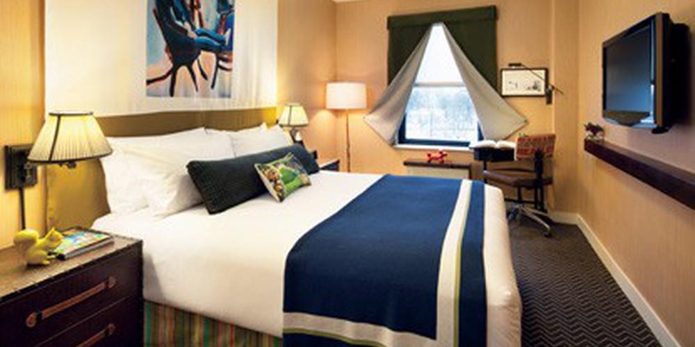Hotel Lincoln - Chicago - Illinois - Doets Reizen