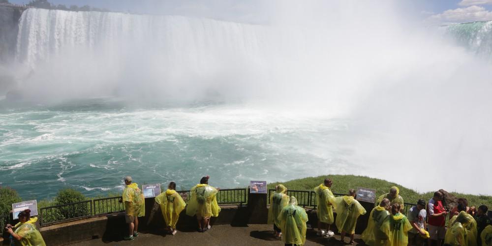 Niagara Falls - Ontario - Canada - Doets Reizen