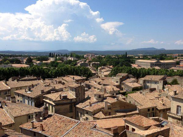 Uzes dorp Doets Reizen - Frankrijk afbeelding van Ennelise Napoleoni-Bianco via Pixabay