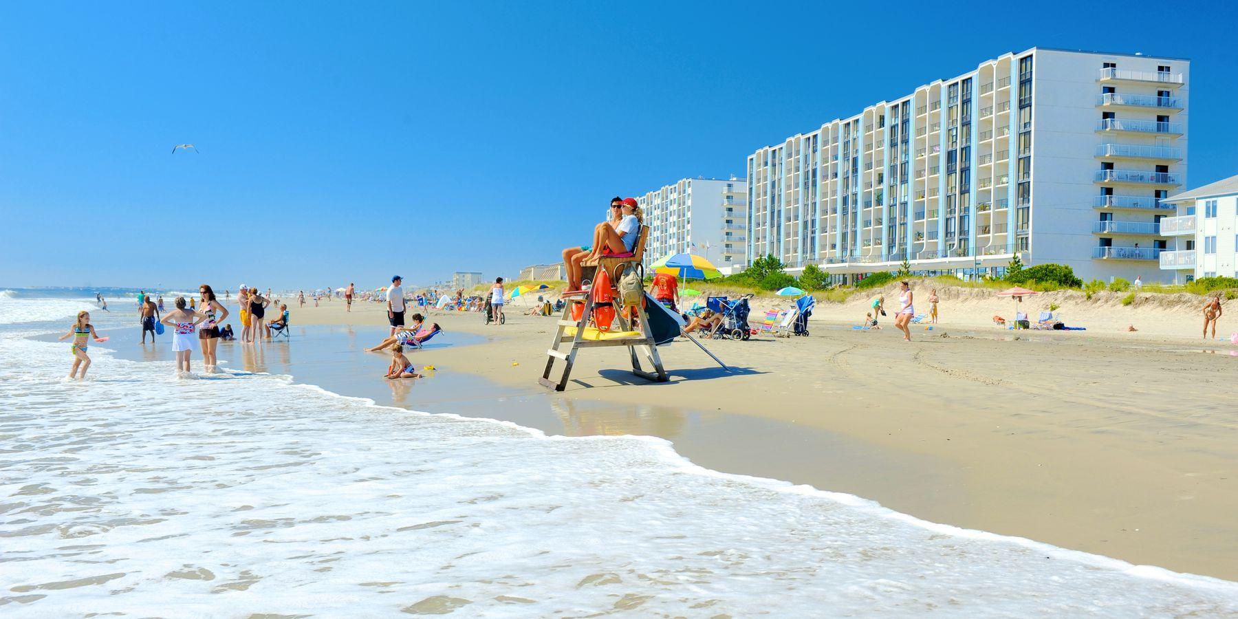 Cape May - New Jersey - Amerika - Doets Reizen