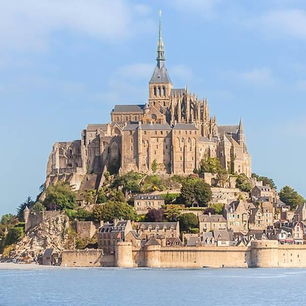 Le Mont Saint Michel Normandië | Frankrijk | Doets Reizen