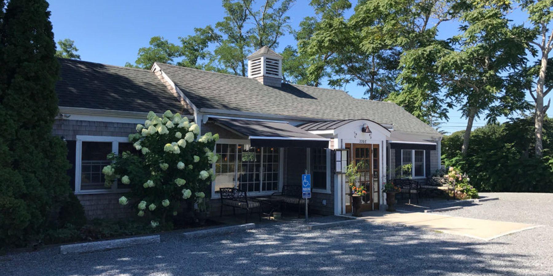 Brewster Fish House - Cape Cod - Massachusetts - Doets Reizen