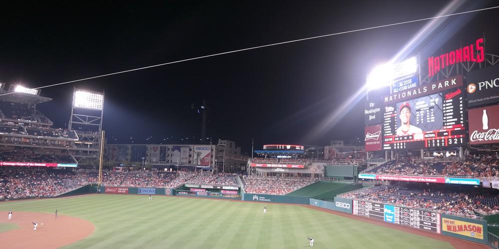Baseball in Washington DC