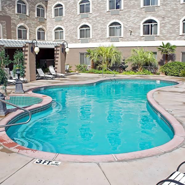 Best Western Abbey Inn - zwembad