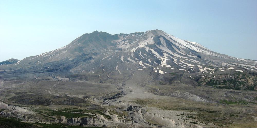 Mount St. Helens National Volcanic Monument - Washington State - Doets Reizen