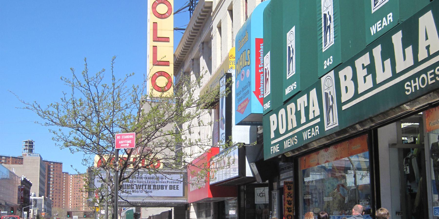 Harlem - New York - Doets Reizen