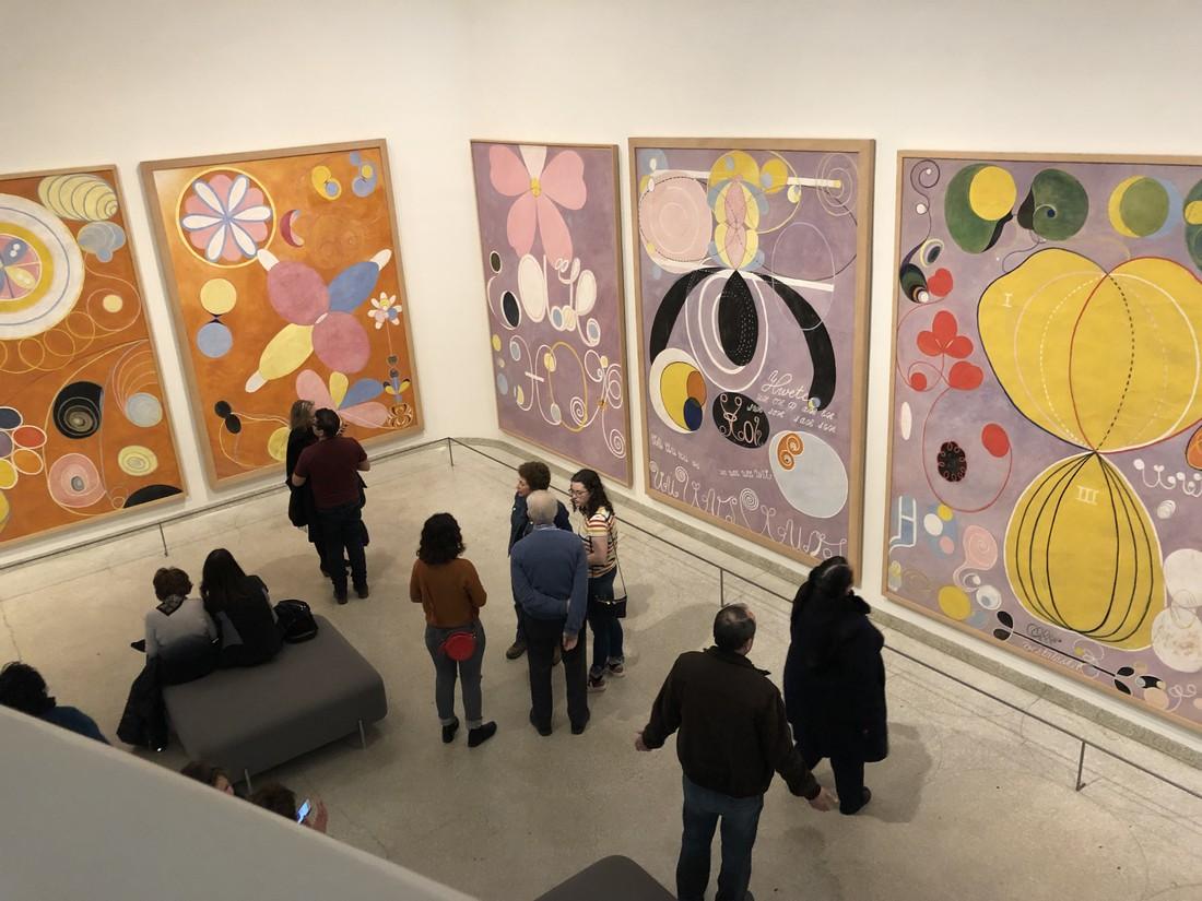Guggenheim - Hudson Yards - New York - Doets Reizen