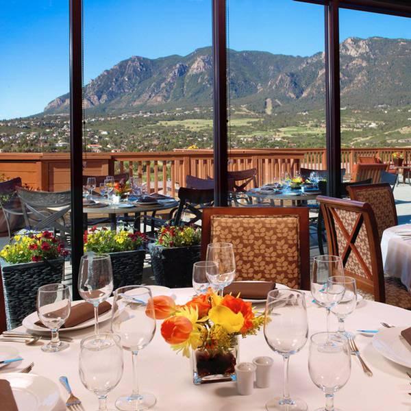Cheyenne Mountain Resort - restaurant