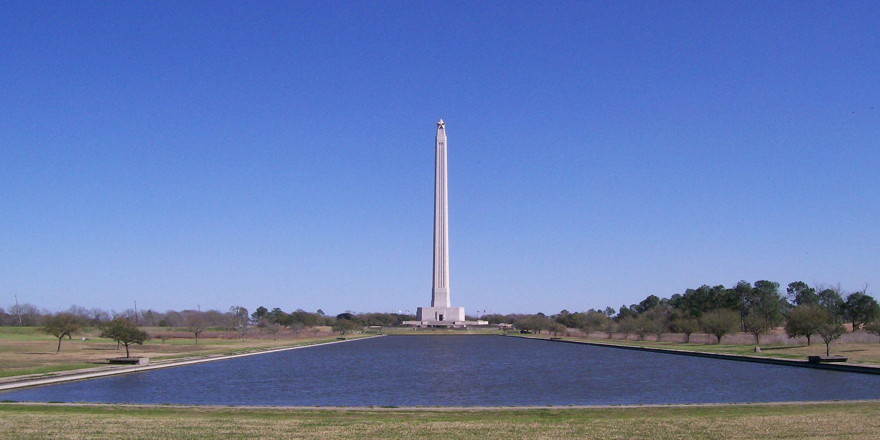 San Jacinto Battleground State Historic Park - Houston - Texas - Doets Reizen