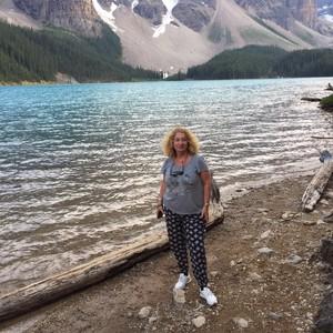 Moraine Lake - Dag 10 - Foto