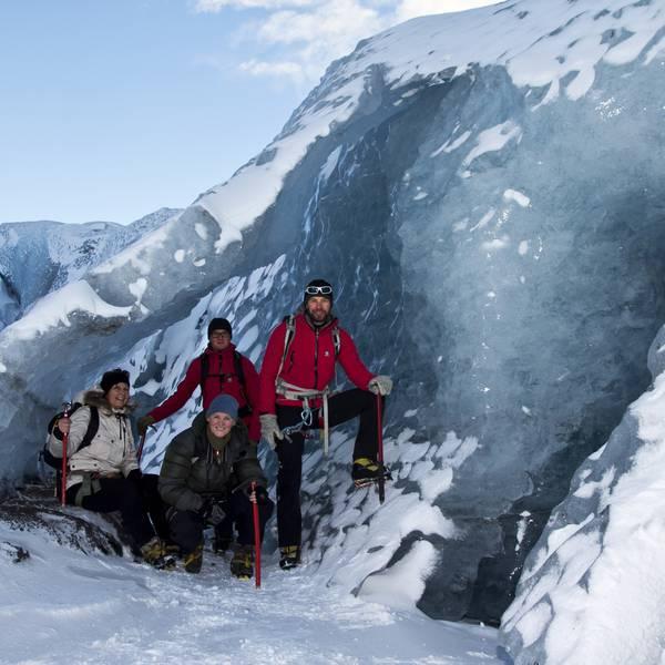 Glacier Walk - Excursie - IJsland - Doets Reizen