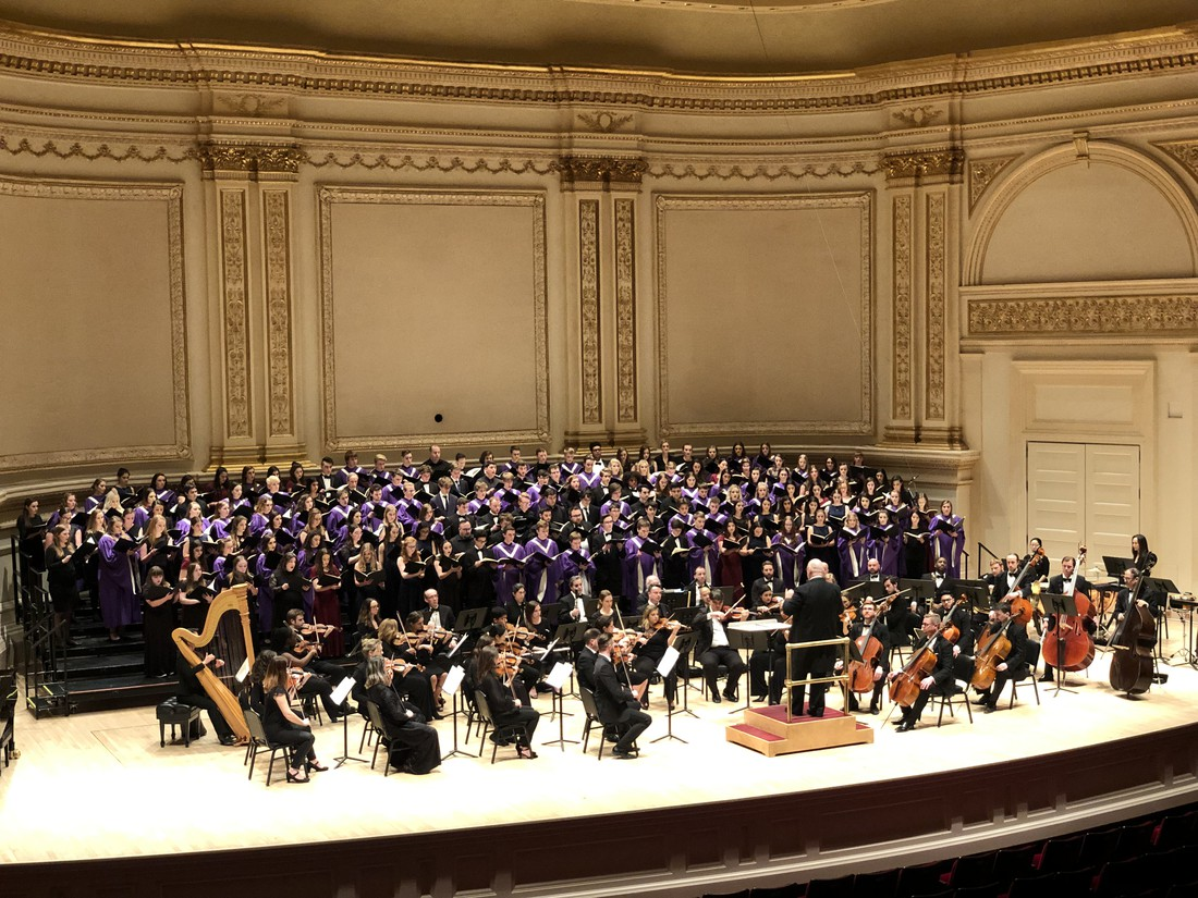 Carnegie - Hudson Yards - New York - Doets Reizen