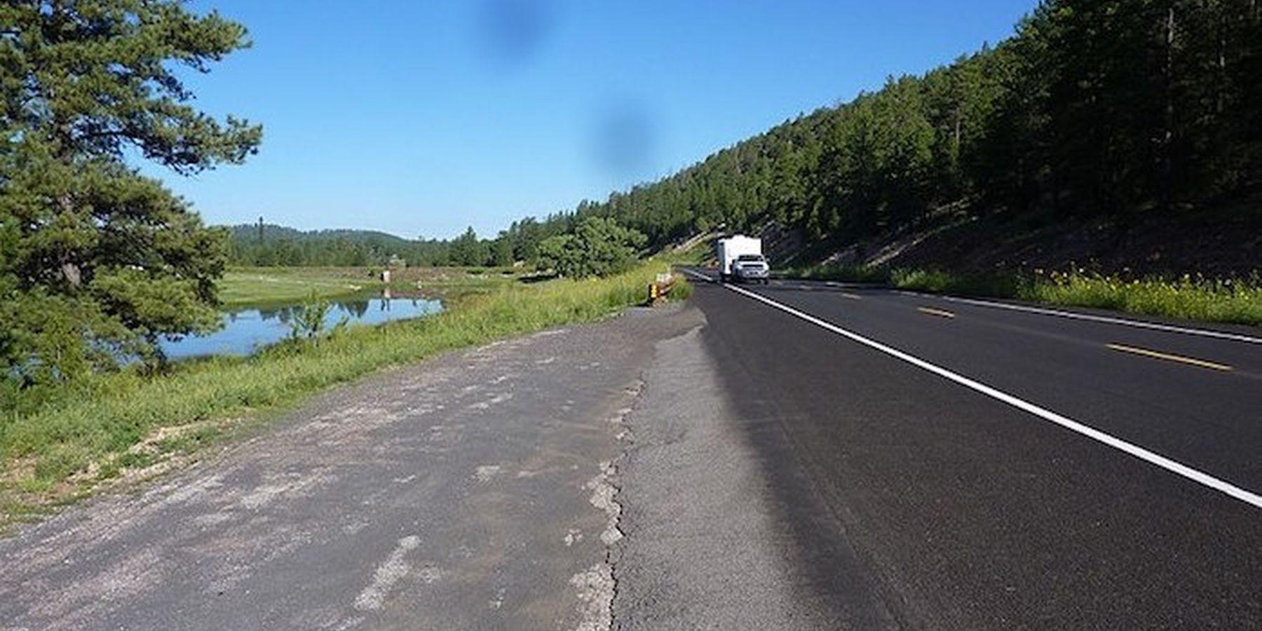 Lake Mary Road - Mammoth Lakes - California - Amerika - Doets Reizen