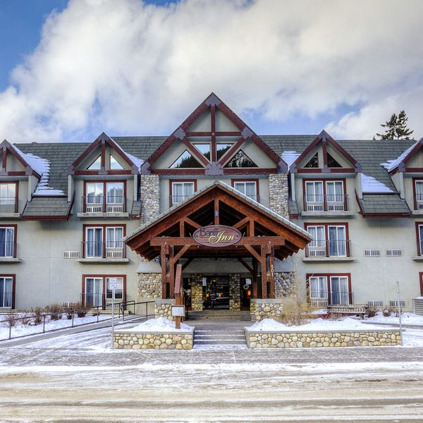 Banff Inn Winter